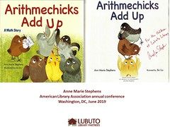 Arithmechicks Add Up (Lubuto Library Partners) Tags: lubutolibrarypartners lubutolibraries publiclibraries lubuto library africa zambia children youth ovc inscribedbooks authors signatures childrensbooks childrensliterature