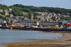 (Zak355) Tags: rothesay isleofbute bute scotland scottish fair glasgowfair fairrides