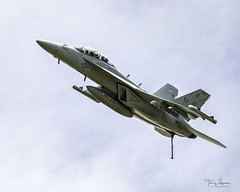 """United States Navy Boeing EA-18G Growler BuNo 168939 attached to VAQ-129 """"Vikings"""" stationed at Naval Air Station Whidbey Island (NASWI) (Hawg Wild Photography) Tags: united states navy boeing ea18g growler buno 168939 vaq129vikingsnaswi navalairstationwhidbeyislandwa 567 cdr nuttal bruner terrygreen hawg wild photography nikon d850 sigma 150600mm contemporary"""