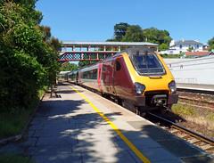 220029 Torre (Marky7890) Tags: xc 220029 class220 voyager 1m93 torre railway devon rivieraline train