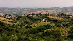 Hills - Heuvels (Joke.Benschop) Tags: bellaitalia heuvels hills jokebenschop landscape landschap monteciccardoitalië monteciccardolemarcheitalië wwwjokebenschopcom