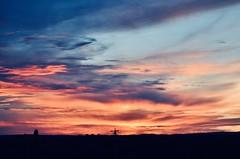 Vicinity of San Michele Salentino, July 2019 (Waldek P.) Tags: italy italia włochy sunset tramonto zachódsłońca puglia apuglia kolory colors colori