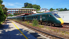 800320 Torre (Marky7890) Tags: gwr 800320 class800 iet 1c77 torre railway devon rivieraline train