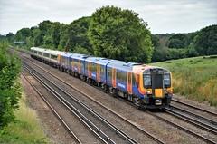 Mix n'match Desiro (stavioni) Tags: class450 swr swt south western railway west trains siemens desiro emu electric multiple unit rail train public transport