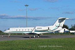 GULFSTREAM 450 N530PM GENERAL AVIATION FLYING SERVICES (shanairpic) Tags: bizjet corporatejet executivejet shannon g450 gulfstream450 n530pm
