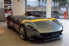 SP1 (Hunter J. G. Frim Photography) Tags: supercar hypercar london uk ferrari sp1 v12 convertible rare carbon coupe ferrarisp1