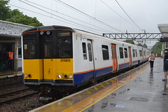 London Overground (Will Swain) Tags: station 4th june 2019 london greater city centre capital south train trains rail railway railways transport travel uk britain vehicle vehicles england english europe transportation class seven sisters lorol