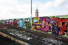 Urban- & Mural Art Spandau, Secret Spot Zwo (bsdphoto) Tags: rathausspandau flaggespandau streetart berlin kunst art urbanart muralart mural urbanarthall secretspotzwo spandau altepost postpackstation ausenaufnahme ausenansicht deutschland