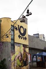 Urban- & Mural Art Spandau, Secret Spot Zwo (bsdphoto) Tags: streetart berlin kunst art urbanart muralart mural urbanarthall secretspotzwo spandau altepost postpackstation ausenaufnahme ausenansicht deutschland