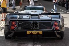 C12 PAG (Hunter J. G. Frim Photography) Tags: supercar hypercar london uk pagani zonda c12 s v12 italian manual coupe paganizondac12 paganizondas paganizonda