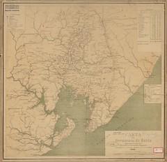 Recôncavo da Bahia (Arquivo Nacional do Brasil) Tags: bahia históriadabahia carta cartografia cartography mapaantigo mapa map oldmap arquivonacional arquivonacionaldobrasil