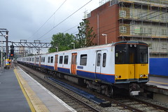 London Overground 315817 (Will Swain) Tags: station 4th june 2019 london greater city centre capital south train trains rail railway railways transport travel uk britain vehicle vehicles england english europe transportation class lorol hackney downs overground 315817 315 817 tfl for