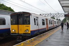 London Overground 315804 (Will Swain) Tags: station 4th june 2019 london greater city centre capital south train trains rail railway railways transport travel uk britain vehicle vehicles england english europe transportation class lorol seen seven sisters overground 315804 315 804
