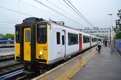 Greater Anglia 317 (Will Swain) Tags: station 4th june 2019 london greater city centre capital south train trains rail railway railways transport travel uk britain vehicle vehicles england english europe transportation class anglia 317 hackney downs