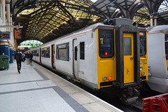 Greater Anglia 317 (Will Swain) Tags: station 4th june 2019 london greater city centre capital south train trains rail railway railways transport travel uk britain vehicle vehicles england english europe transportation class anglia 317 liverpool street