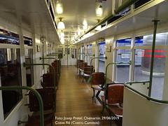 Metro Madrid R6 (pretsend (jpretel)) Tags: metro madrid cuatro caminos alargados m6 r6 centenario