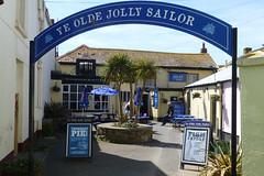 Olde Jolly Sailor, Teignmouth. (piktaker) Tags: devon teignmouth pub inn bar tavern publichouse oldejollysailor