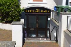 Cellars Bar, Teignmouth. (piktaker) Tags: devon teignmouth pub inn bar tavern publichouse cellarsbar