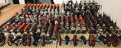 CSA - Confederate army - American Civil war (Christenmau) Tags: lego cavalry artillery infantry civilwar confederate csa