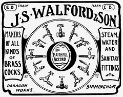J. S. Walford, Birmingham 1906 (growlerthecat) Tags:
