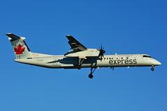 C-GGOI (Air Canada express - JAZZ) (Steelhead 2010) Tags: aircanada aircanadaexpress jazz yyz creg bombardier dehavillandcanada dhc8 cggoi dhc8q400