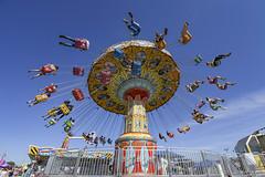Swinging at the fair (John Rothwell) Tags: ionia michigan ioniafreefair fair swing ride 2019 usa nikon d500 nikon1020mm summer pure