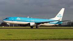Boeing 737-8K2(WL) PH-BCB KLM Royal Dutch Airlines (William Musculus) Tags: aviation plane airplane spotting airport spotter william musculus phbcb klm royal dutch airlines boeing 7378k2wl 737800 ams eham amsterdam schiphol polderbaan kl