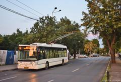 Irisbus Citelis - 5310 - 61 - 15.07.2019 (VictorSZi) Tags: romania transport trolleybus troleibuz irisbus irisbuscitelis stb nikon nikond5300 summer vara july iunie bujoreni bucharest bucuresti