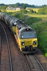 70812 (robert55012) Tags: fife scotland dysart 6b32 class70 70812