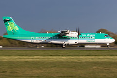 EI-FAT / Aer Lingus Regional / ATR 72-600 (Charles Cunliffe) Tags: canon7dmkii aviation manchesterairport egcc man aerlingusregional ein ei atr72 atr72600 eifat