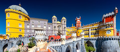 _DS16702 - Pena Palace (AlexDROP) Tags: 2019 portugal lisboa lisbon europe art travel architecture color wideangle palace nikond750 tamronaf1735mmf284diosda037 best iconic famous mustsee picturesque postcard circpl panoramic