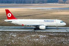 TC-JLA (PlanePixNase) Tags: aircraft airport planespotting haj eddv hannover langenhagen turkish turkishairlines airbus 320 a320