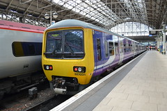 Arriva Northern Rail Class 323 323231 - Manchester Piccadilly (dwb transport photos) Tags: arriva northernrail emu 323231 manchesterpiccadilly manchester