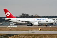TC-JCY (PlanePixNase) Tags: aircraft airport planespotting haj eddv hannover langenhagen turkish turkishairlines airbus 310 a310