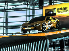 Rent your hybrid . . (Eduard van Bergen) Tags: bmw hybrid sport sportscar electrical petrol turbo schiphol airport amsterdam engine motor sixt rental mean lean machine aerodynamic wheels 4wd cars sonyilce5000 sigmaart60mm28 icatcher display batteries
