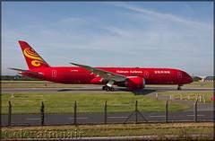 B-6998 Boeing 787-9 Hainan Airlines (elevationair ✈) Tags: dub eidw dublin airport dublinairport ireland avgeek aviation airplane plane sun sunny sunshine summer hainan hainanairlines hna hnagroup boeing 787 789 boeing7879 dreamliner b6998