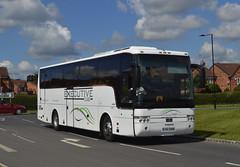 YXI 3396: Safeway Coaches, Batley (originally YJ04 GYR) (chucklebuster) Tags: yxi3396 yj04gyr safeway coaches executive class volvo b12b van hool alizee lawman