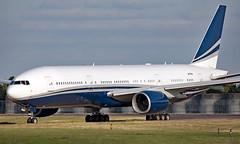 N777UK - Boeing 777-212(ER) - LHR (Seán Noel O'Connell) Tags: n777uk boeing 777212er b777 b772 777 heathrowairport heathrow lhr egll 09r aviation avgeek aviationphotography planespotting