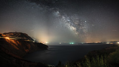 Milky Way above Makarska Riviera (tkjpics) Tags: europe croatia hrvatska landscape landscapes wide angle sony alpha a7r3 a7riii zeiss loxia 21mm zeisslens nature astro astrophotography milky way mw milkyway galaxy galactic centre stars nightscape night starry