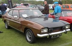 KYT 367K (Nivek.Old.Gold) Tags: 1972 ford capri 1600 gt xlr mk1