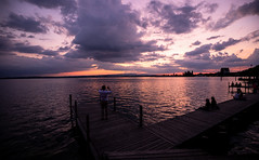 Afterglow (Hegglin Dani) Tags: zug zugersee lakezug switzerland schweiz sunset sonnenuntergang sun sonne afterglow abendrot abendstimmung eveningmood lake clouds wolken