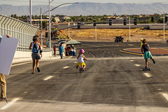 ADOT; Arizona Department of Transportation (Arizona Department of Transportation) Tags: sr347 maricopa bridge railroad freeways highways trafficinterchange safety construction az usa