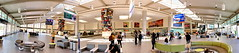 Pano: Terminal A Baggage Claim + Samson Sculpture (+1) (peggyhr) Tags: peggyhr img2941ab sacramento ca usa airport panorama sculpture hbm iknowwhereyouare visionaryartsgallerylevel1 artofimages~aoil1~ aoi groupecharlie01