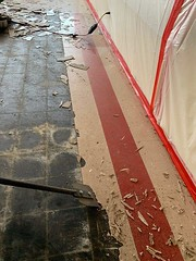 Ph1-progress-Floor-tile-mastic-asbestos-abatgement-6 (Environmental Services) Tags: asbestos junction