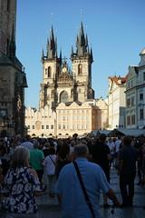 Teynkirche (Sascha Klauer) Tags: republic czech prague prag praha tschechien repubblica česká sonyalpha7 sonya7 ilce7 sonyilce7