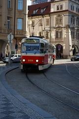 Prager Straßenbahn (Sascha Klauer) Tags: republic czech prague prag praha tschechien repubblica česká sonyalpha7 sonya7 ilce7 sonyilce7 tram strasenbahn