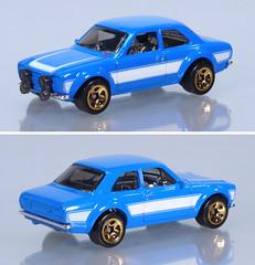 HOT-F&F-Set-Escort (adrianz toyz) Tags: hot wheels set fastfurious diecast toy model car indonesia adrianztoyz 1970 ford escort mk 1 rs 1600 mk1 mki