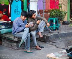 Cigarette Break - IMG_0314 - Edited (406highlander) Tags: canoneos6d tamronsp2470mmf28divcusd malioboro yogyakarta java indonesia streetmarket street market people jalanmalioboro urban streetphotography smoking cigarette