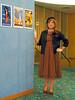Traveller (justplainrachel) Tags: justplainrachel rachel cd tv crossdresser trans transvestite ball formal hat jacket fascinator brooch travel retro vintage dress frock wolongong nsw australia