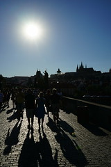 Karlsbrücke am Abend (Sascha Klauer) Tags: republic czech prague prag praha tschechien repubblica česká sonyalpha7 sonya7 ilce7 sonyilce7